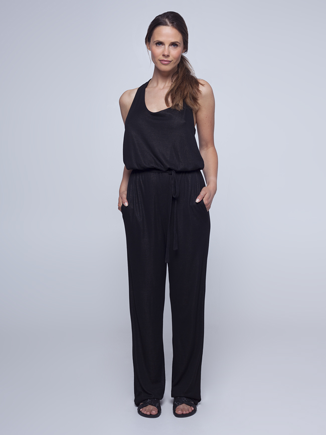 Jumpsuit Black